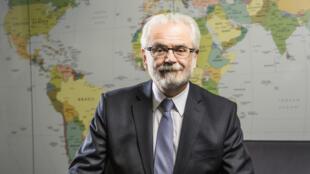 O presidente da Apex-Brasil, Roberto Jaguaribe.