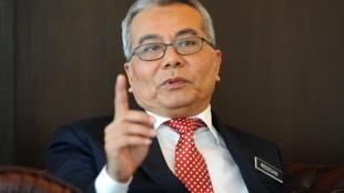 馬來西亞總理府部長尤索福資料圖片