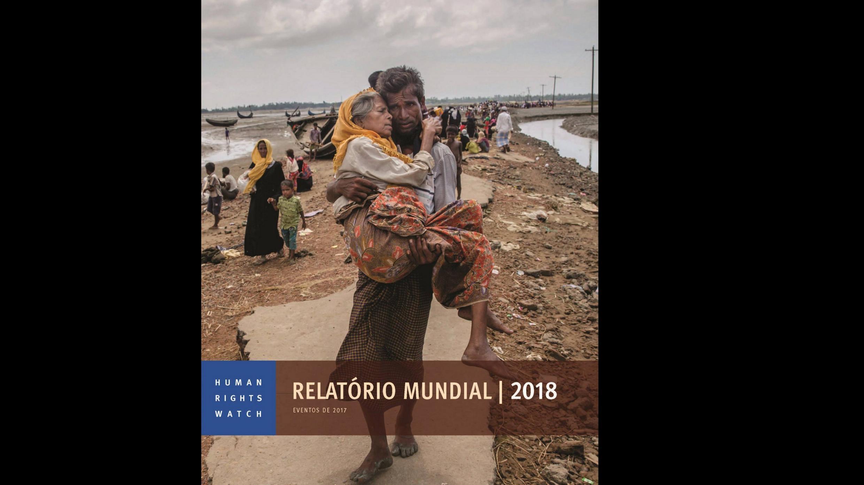 Relatório anual da ONG Human Rights Watch foi publicado nesta quinta-feira(18) em Paris.