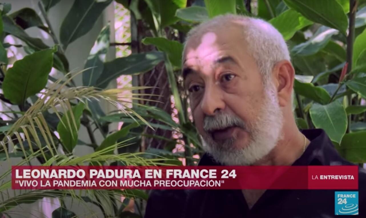 Leonardo Padura entrevista