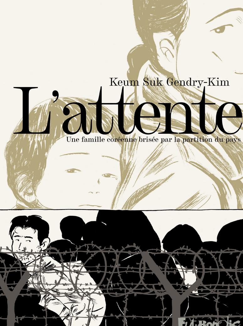 Corée partition 1953