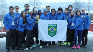 O Brasil disputará os Jogos em cinco modalidades: esqui cross country, esqui alpino, skeleton, monobob e curling