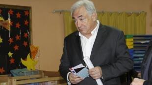 Will Dominique Strauss-Kahn be drinking it?