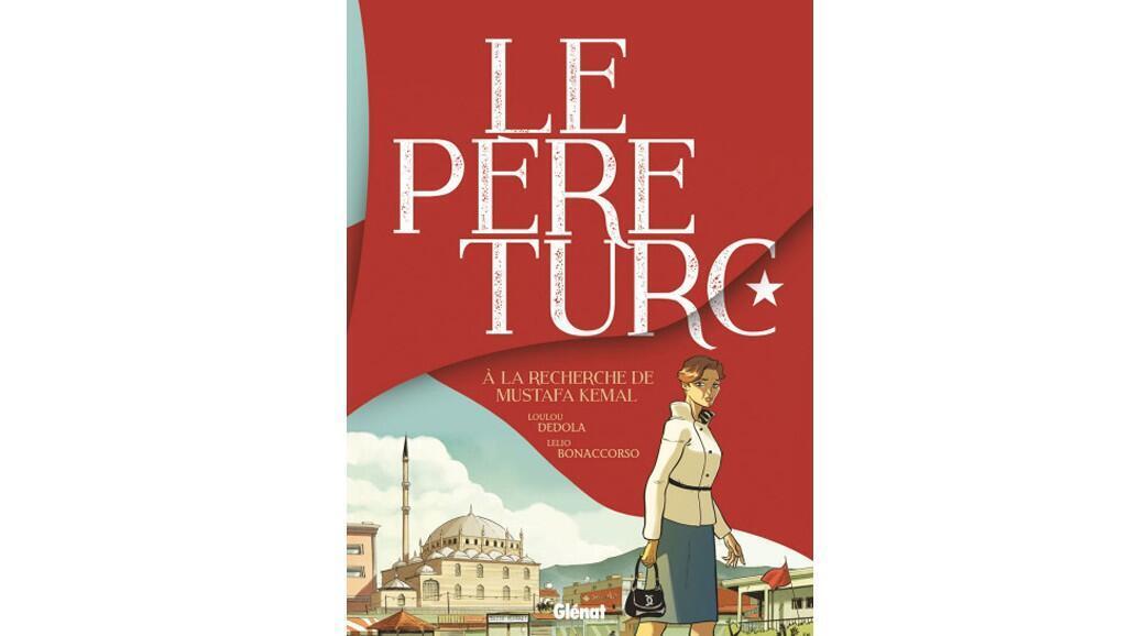 Couverture de la bande dessinée «Le Père turc» de Loulou Dédola.