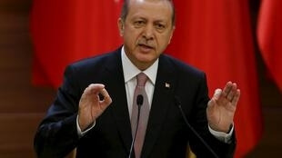 Эрдоган назвал «аморальными» обвинения России в причастности его семьи к торговле нефтью с ИГ