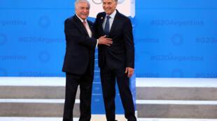 Temer afirmou que Bolsonaro vai refletir sobre Acordo de Paris sobre o Clima