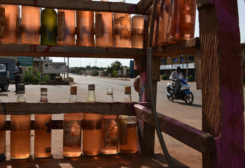 Ouagadougou - Burkina Faso - Fuel - Essence - pétrole