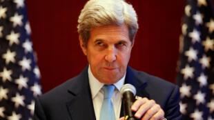 John Kerry Waziri wa Mambo ya nje wa Marekani