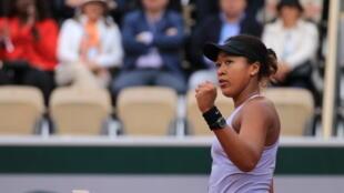 """La número 1 mundial, la japonesa Naomi Osaka, disputa Roland Garros 2019 con la intención de encadenar tres victorias de """"grand slam"""" luego de sus triunfos en el US Open y Australian Open"""
