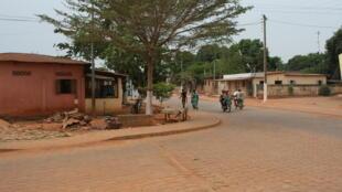 Le gouvernement béninois a interdit les manifestations religieuses, de toutes les confessions, dans les rues, ici la ville d'Abomey, à 140 kilomètres de Cotonou.