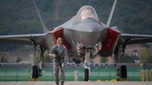 Ankara juge «injuste» la décision américaine de bloquer sa participation au programme F-35. Sur cette photo, un F-35 lors d'essais en Californie.