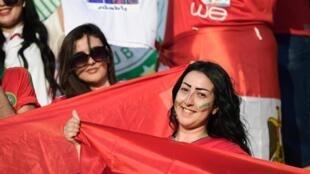 Las mujeres marroquíes de las ciudades ya se interesan por el fútbol. Ahora le toca al mundo rural.
