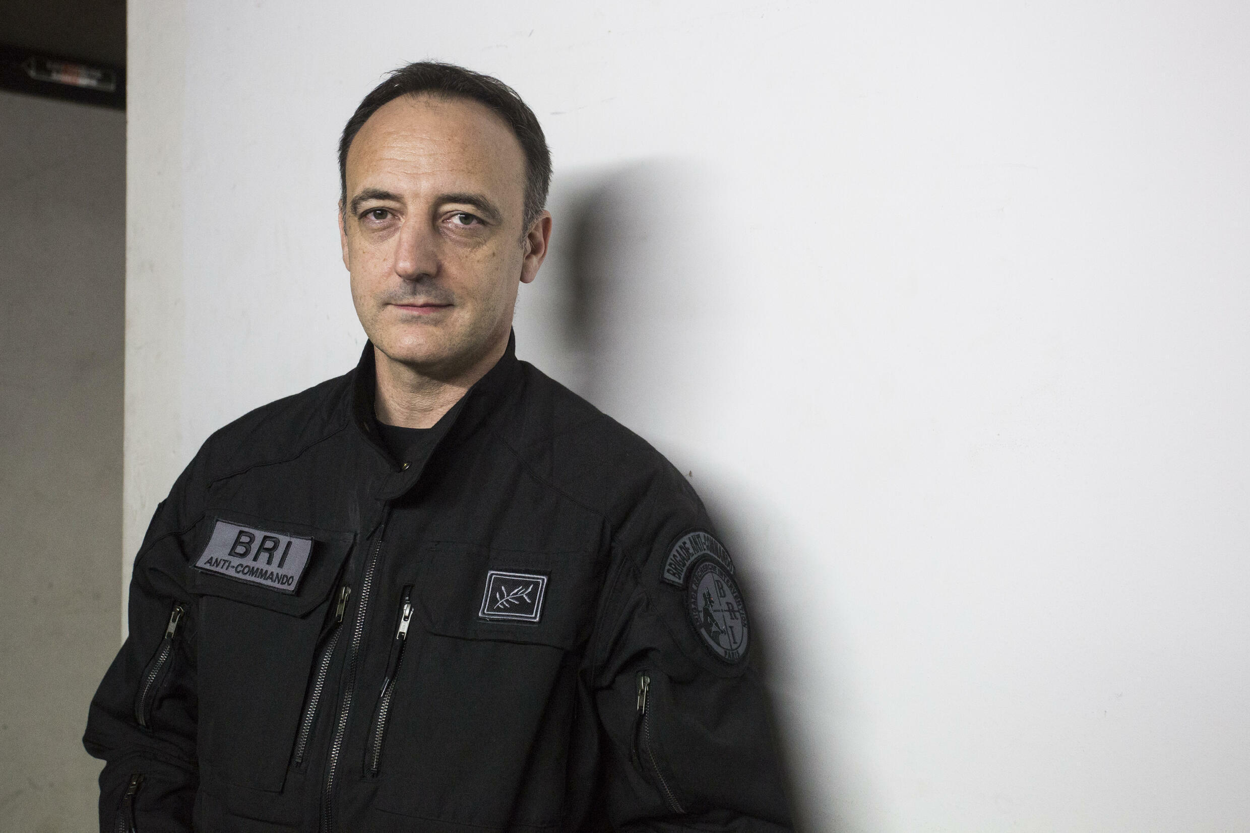 Christophe Molmy is head of the BRI police unit that stormed the Bataclan and prevented further loss of life