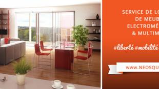 NeoSquat, o cómo equipar un apartamento sin comprar nada.