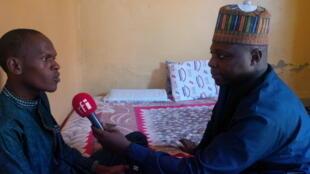Bashir Ibrahim Idris na RFI Hausa ya tattauna da Adamu Tiled da ya zama zakara a wata Jami'ar Hungary