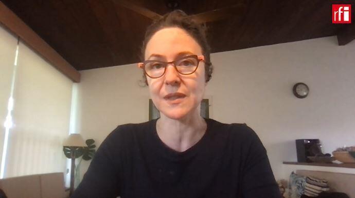 A historiadora Arlene Elizabeth Clemesha.