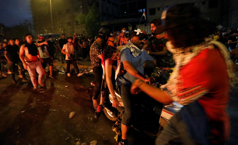 آیتالله سیستانی: آنچه در عراق رخ داد یک خشونت بی حد و حصر بود که در تصور هیچ انسانی نمیگنجد.