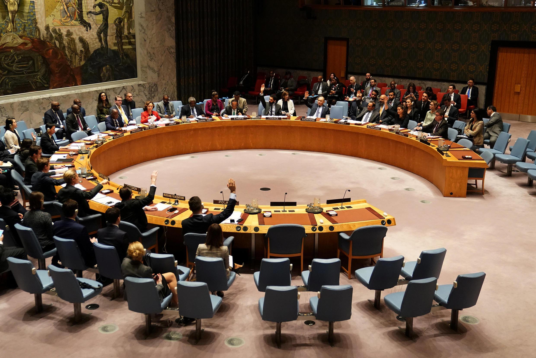 Le Conseil de sécurité, au siège de l'ONU à New York (image d'illustration). Jusqu'où le Conseil sera-t-il prêt à réagir contre Ankara?