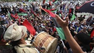Harakati za maandamano nchini Libya