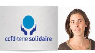 Floriane Louvet est chargée de mission sur l'Amérique latine au sein de l'ONG CCFD-Terre Solidaire.
