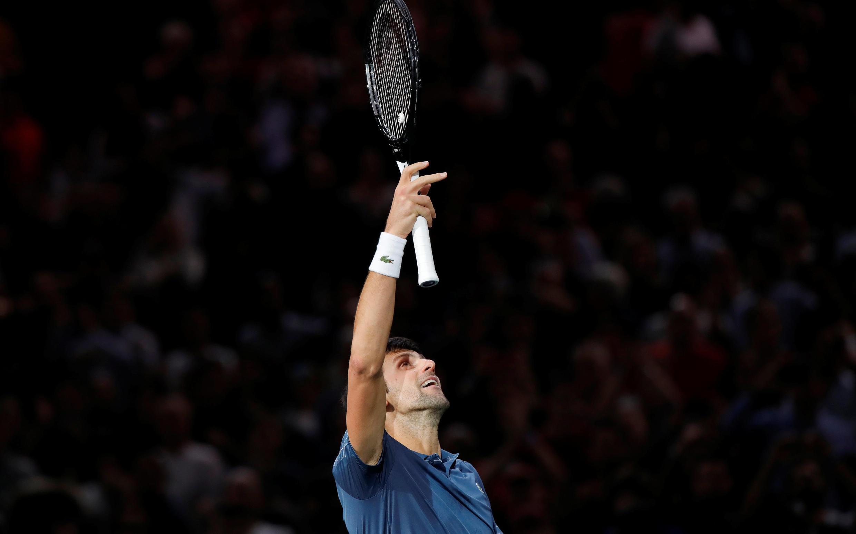 Novak Djokovic will begin the Australian Open as top seed.