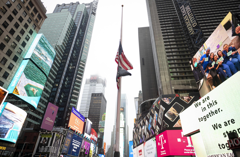Times Square, Nova York.