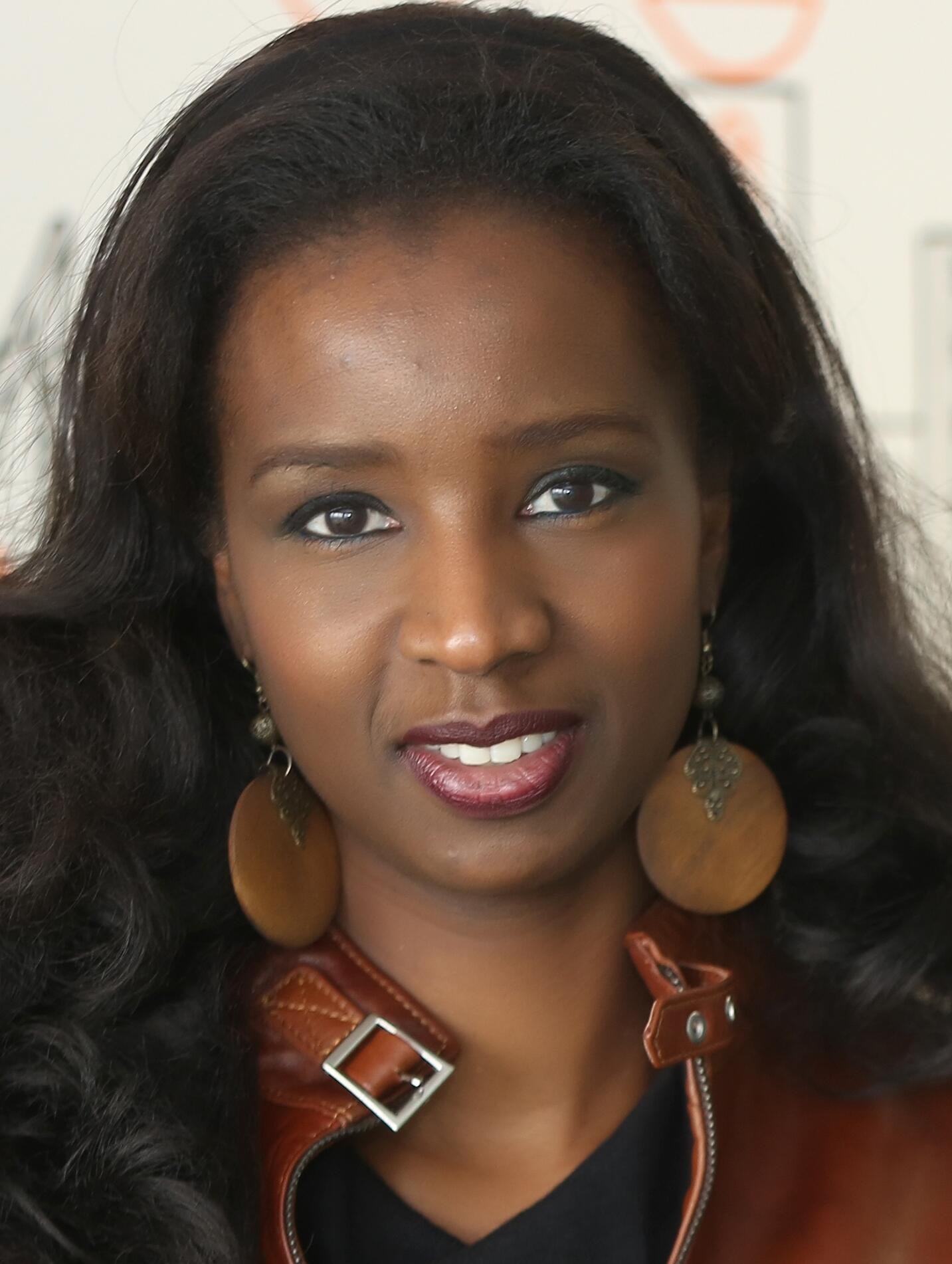 Nafissatou Dia Diouf, écrivaine sénégalaise.