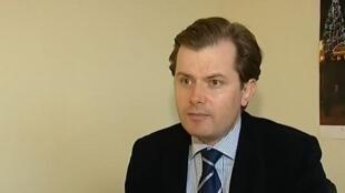 Депутат от СНД Гийом Ларриве
