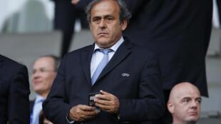 Président de l'Union européenne des associations de football (UEFA) depuis 2007, Michel Platini a à 60 ans toutes les chances de devenir le prochain patron du football mondial.