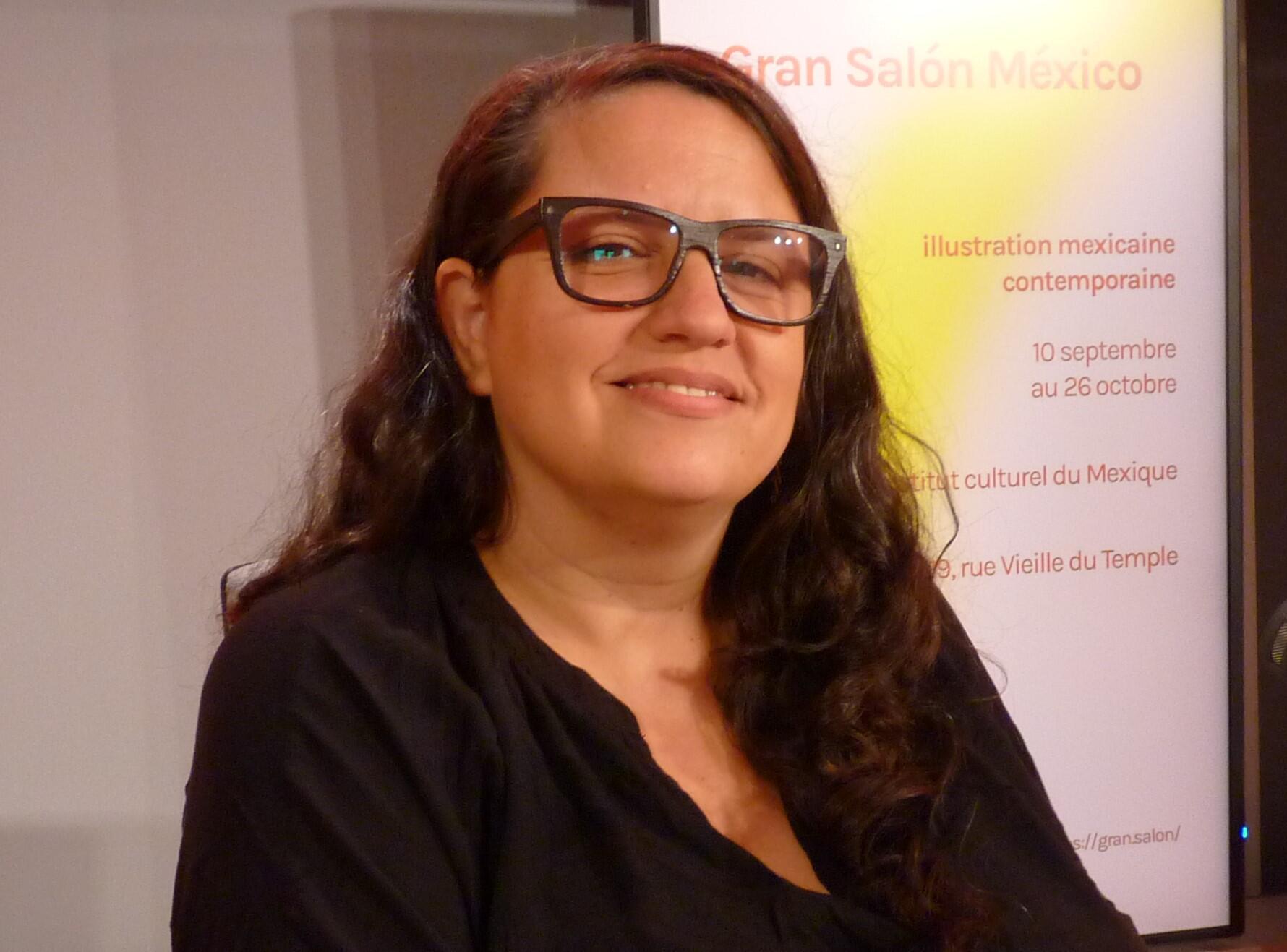 Maru Aguzzi en RFI