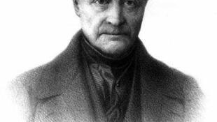 法國思想家孔德
