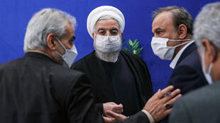 President Hassan Rouhani and his ministers face a week of intense diplomacy ahead of a Tuesday deadline set by lawmakers for Iran to stop some UN inspections if the US does not lift sanctions