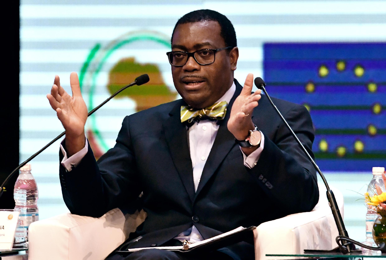 Shugaban Bankin Raya Kasashen Afrika, Akinwumi Adesina.