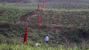 Birmanie - Chine - frontier