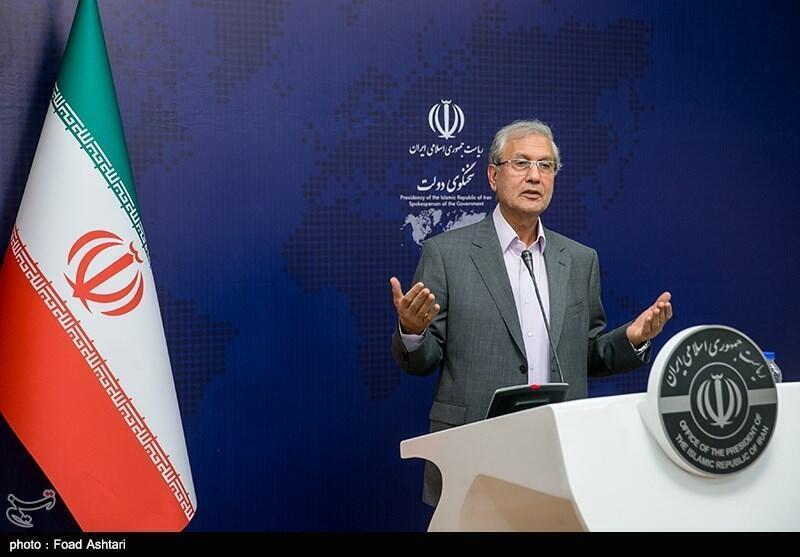 علی ربیعی، سخنگوی دولت جمهوری اسلامی ایران
