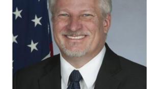Andrew Young, ambassadeur des Etats-Unis au Burkina Faso.