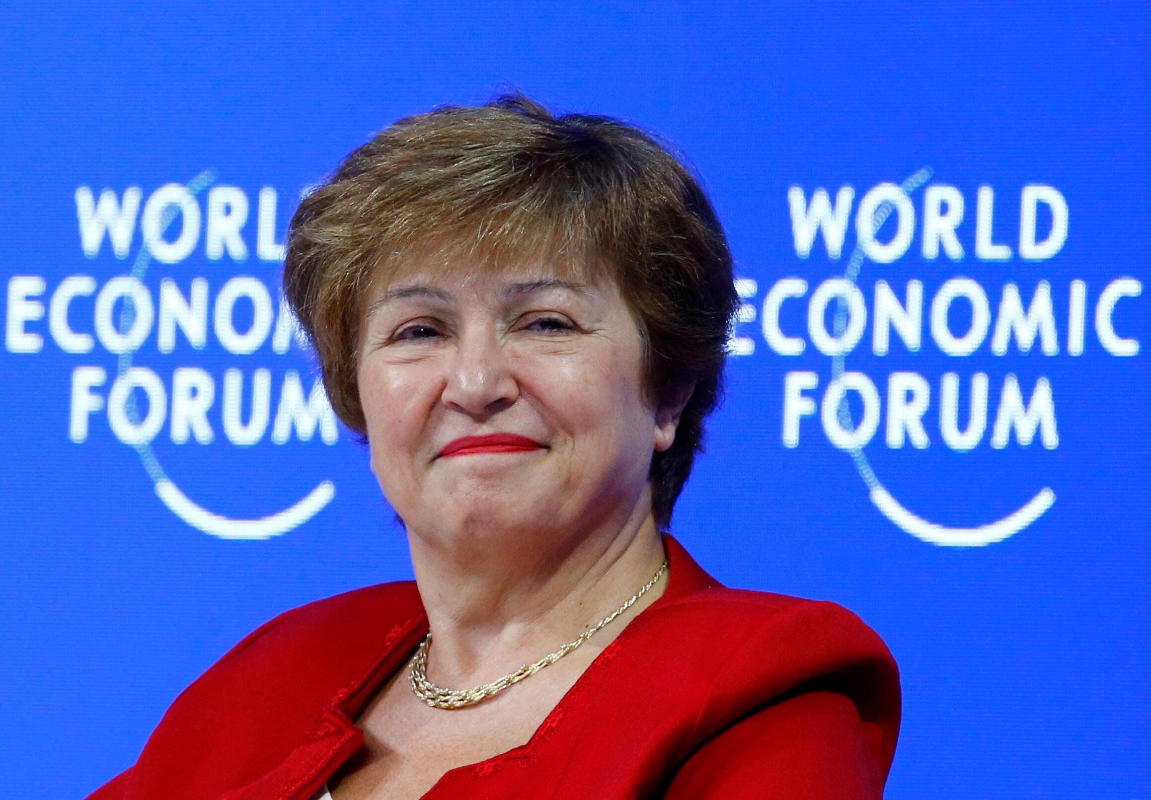 A nova diretora-gerente do Fundo Monetário Internacional (FMI) é a economista búlgara Kristalina Georgieva.