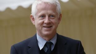 Le réalisateur britannique Richard Curtis.