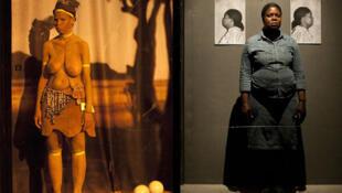L'exposition Exhibit B poursuit son chemin en France, après Avignon, elle est donc présentée à Strasbourg.
