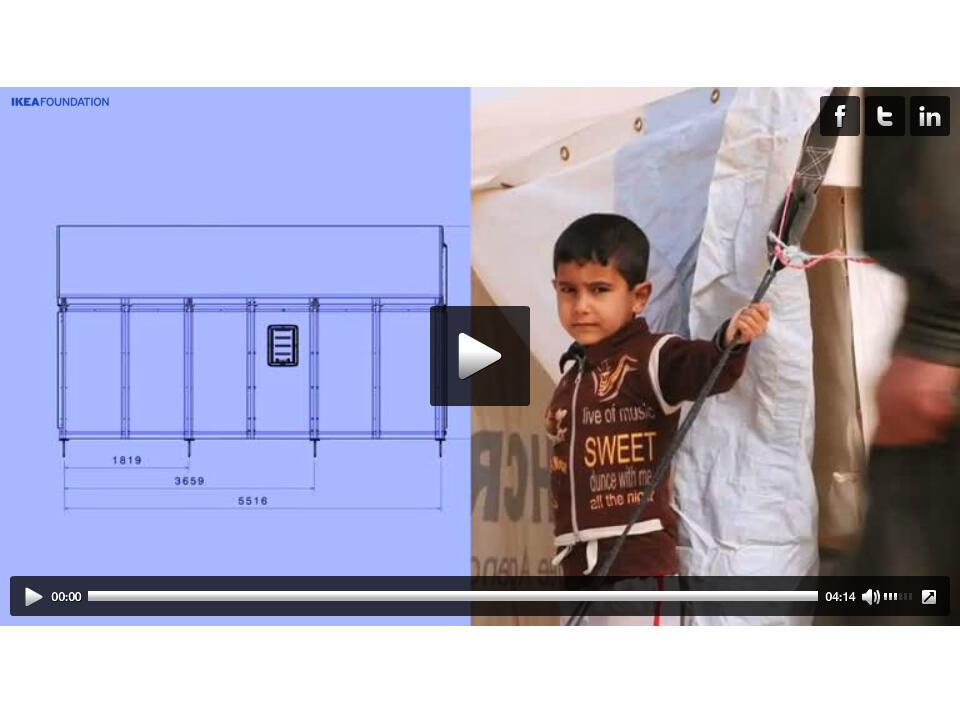 Cliquer pour voir la vidéo de la Fondation Ikea.