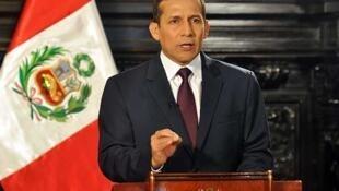 O presidente peruano, Ollanta Humala, quer explicações consistentes sobre a suspeita de espionagem do Chile.