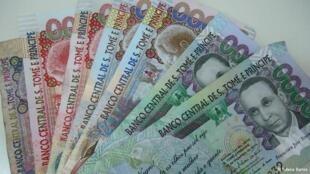 Dobra, divisa de São Tomé e Príncipe