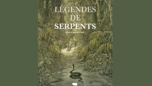 Couverture du livre de Françoise Serre-Collet «Légendes de serpents».