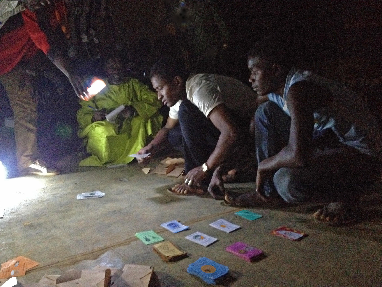 [Natal yeru] Niamey.