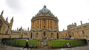 A pesar del prestigio de la Universidad de Oxford, en esta foto del 6 de octubre de 2020, el atractivo de la educación superior británica podría verse disminuido por la salida del Reino Unido del programa Erasmus haciendo que los estudiantes europeos tengan que pagar altas tasas.