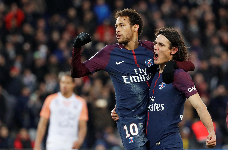 Neymar et Edinson Cavani seront deux atouts majeurs pour le PSG contre le Real Madrid en Ligue des champions.