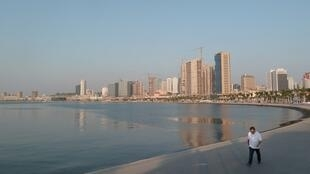 Baía de Luanda. 2 de Junho de 2016.