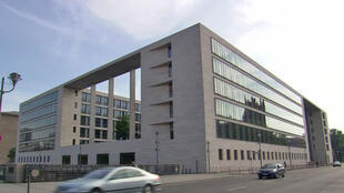 ساختمان وزارت امور خارجه آلمان در شهر بن.