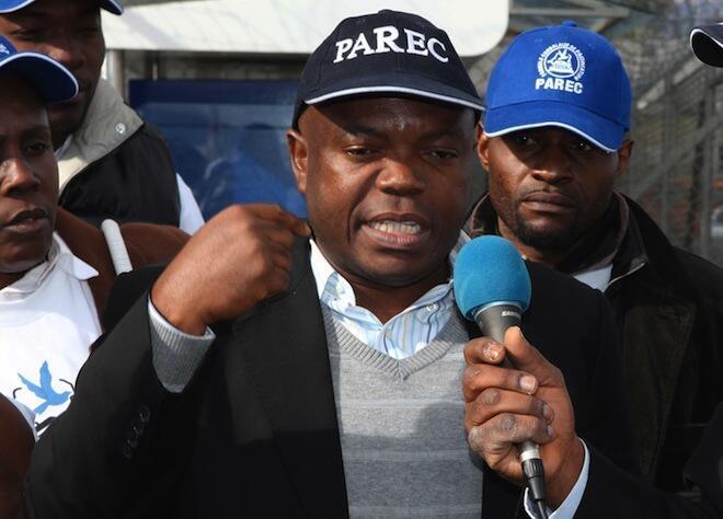 Mkuu wa tume huru inayoandaa uchaguzi nchini DRC Ngoy Mulumba