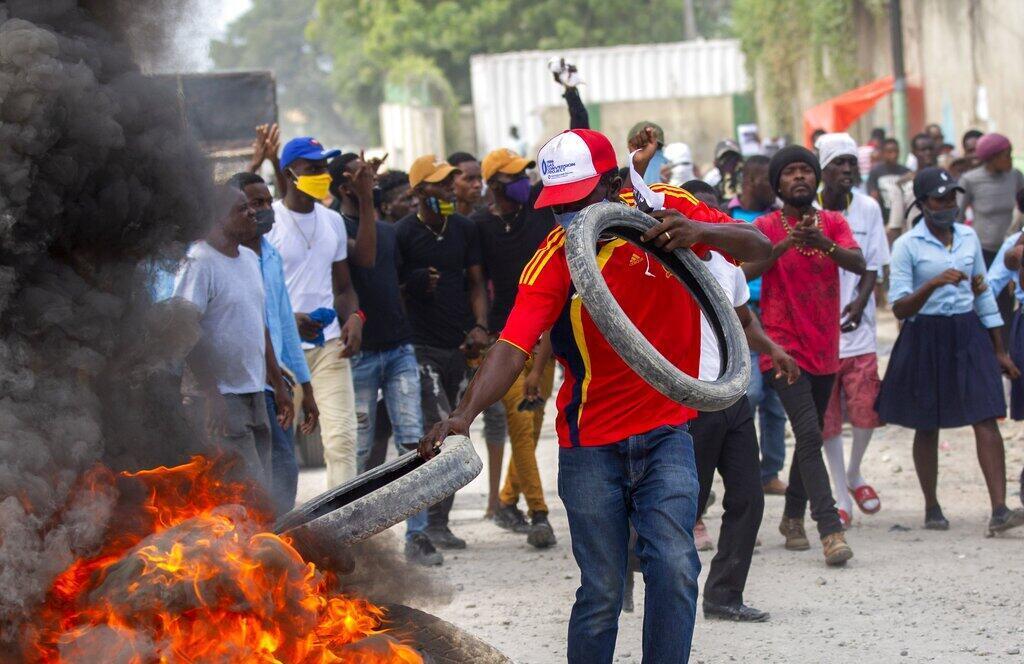 haiti enlèvement kidnapping
